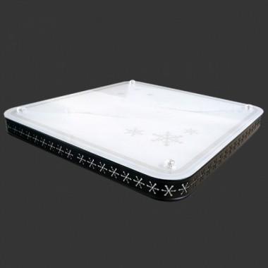 LED 유리 사각방등 눈꽃블랙 50W.jpg